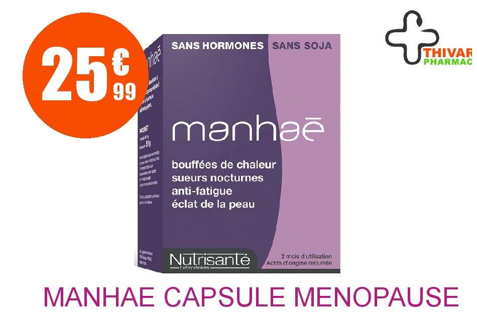 manhae menopause